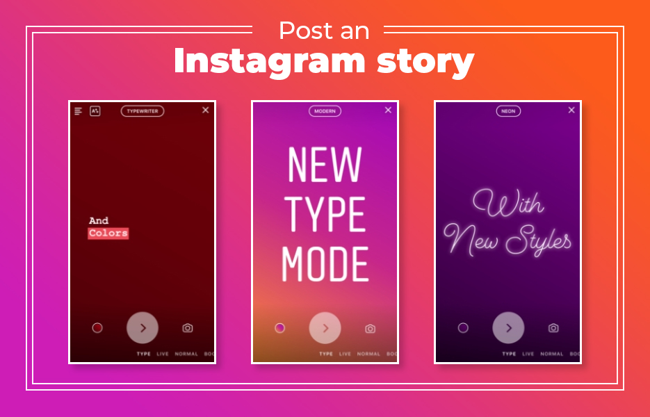 How to post an instagram story
