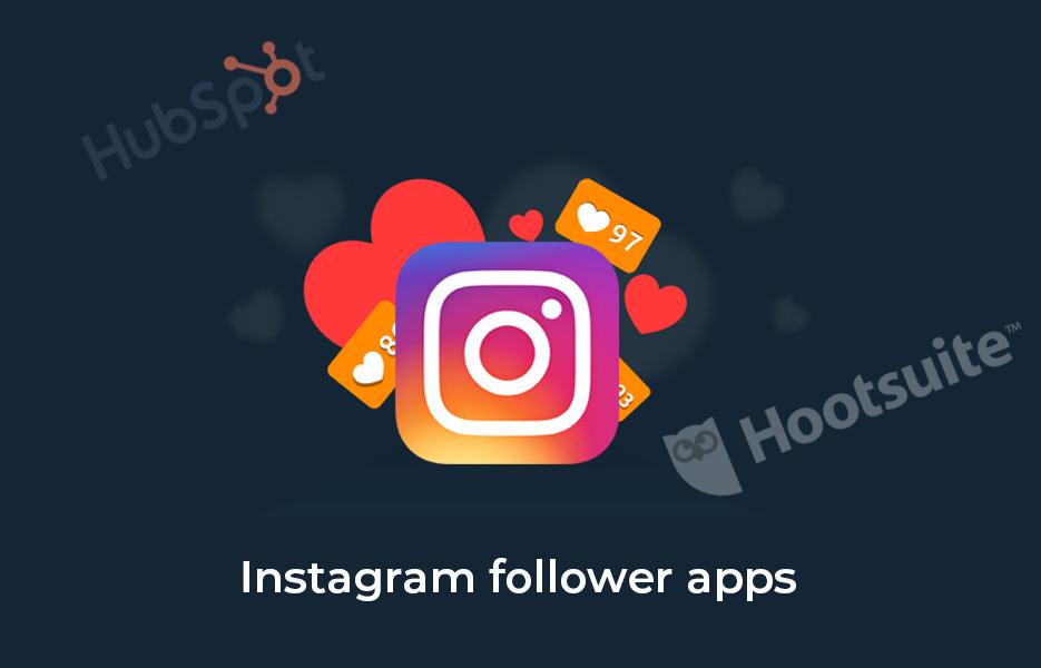 Instagram Follower app