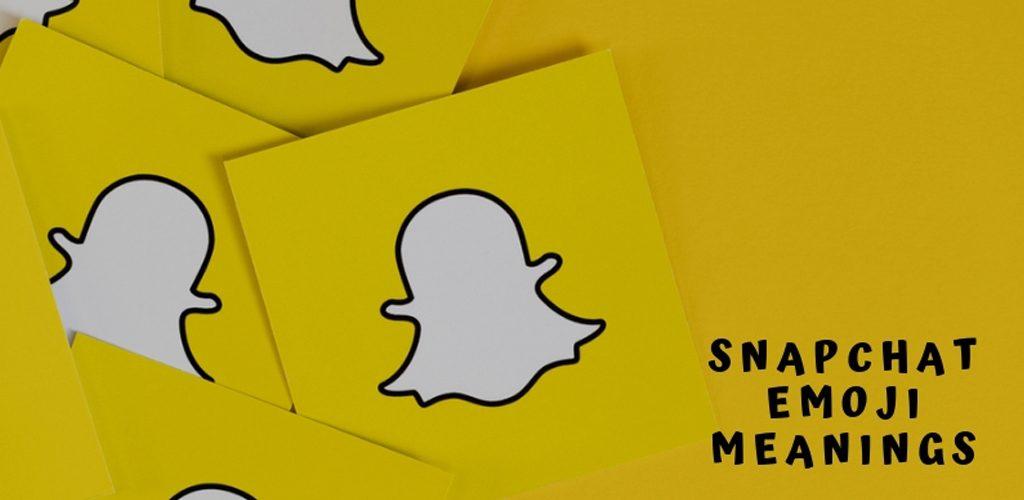 What do snapchat emojis mean? | Avasam