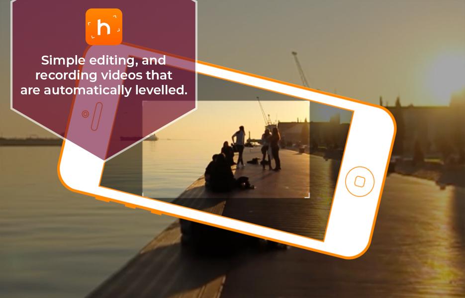 Screenshot ofHorizon App