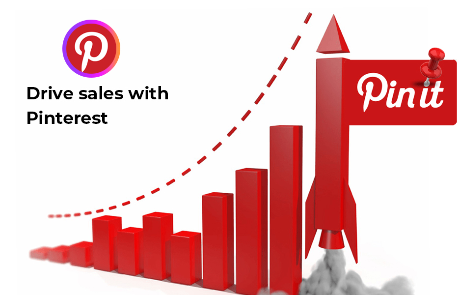 How to drive sales with pinterest