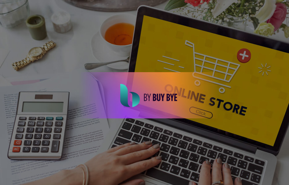 By Buy Bye logo