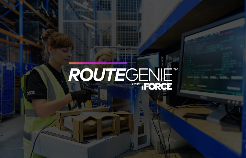 Route Genie from iForce