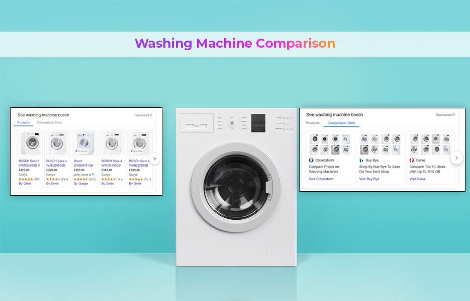 Washing Machine Comparison