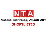 National Tech Awards H Shortlisted