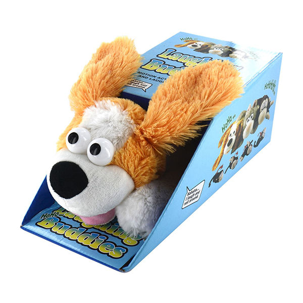 Plush Dog Soft