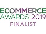 eCommerce Awards Finalist 2019