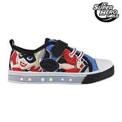 Casual Shoes With Leds Dc Super Hero Girls 72936 Grey 28