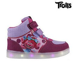 Casual Shoes With Leds Trolls 72663 29