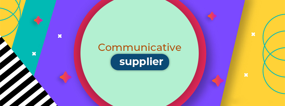 Communicative-supplier