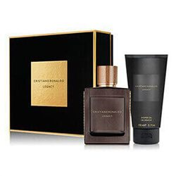 Cristiano Ronaldo Legacy 30ml Gift Set 30ml Eau De Toilette 150ml Shower Gel