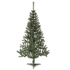 Decorative Festive Artificial Lapland Fir Christmas Tree Xmas Branch Stand Gift Green 1 20m 4ft