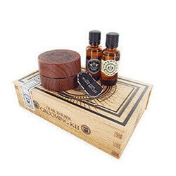 Dear Barber Shave Care Men S Gift Set Collection Shaving Biscuit 100ml Shave Oil 30ml Men S Fragrance 30ml
