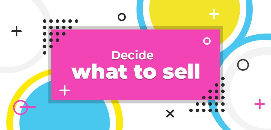 Decide-What-To-Sell