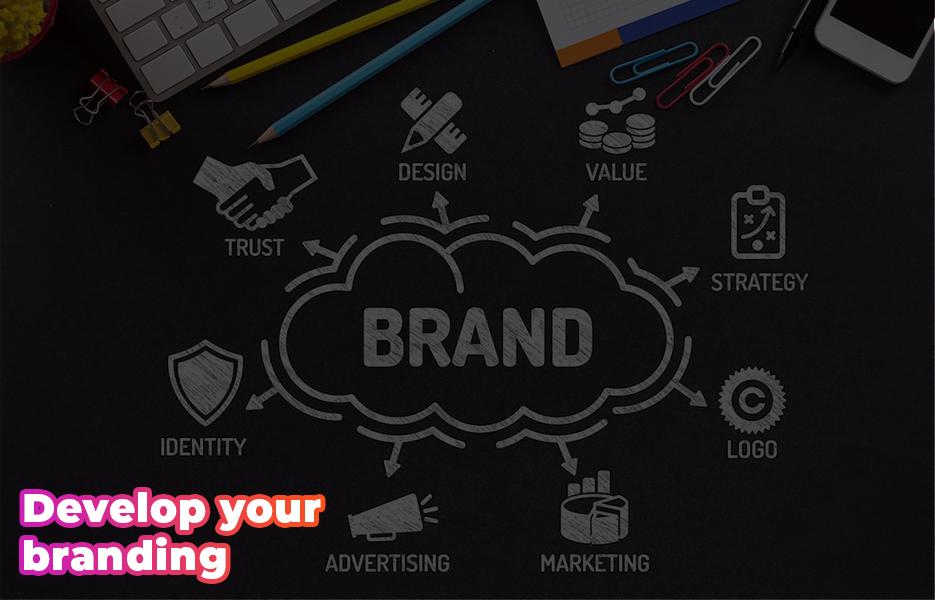 Develop-your-branding