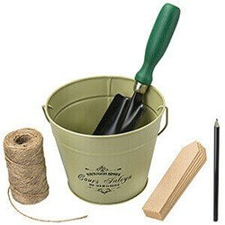 Garden Essentials Gardening Planter Trowel Gift Set