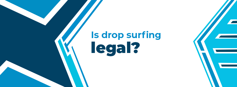 Is-drop-surfing-legal