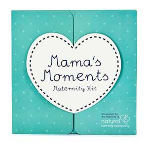 Natural Birthing Company Mama S Moments Gift Box