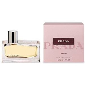 Prada Amber Eau De Perfume Spray 50ml