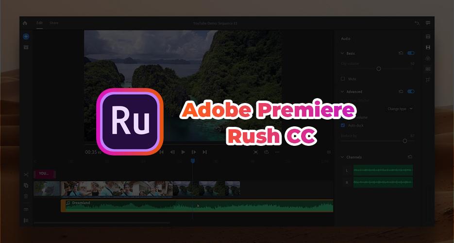 Premiere Rush CC