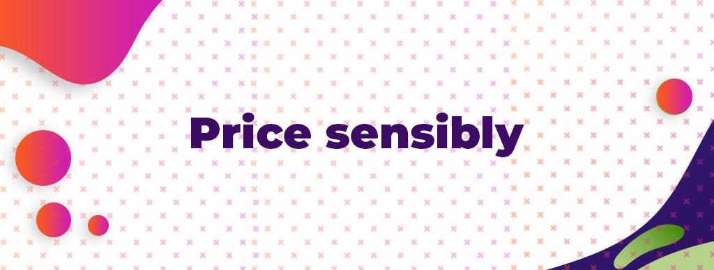 Price-sensibly