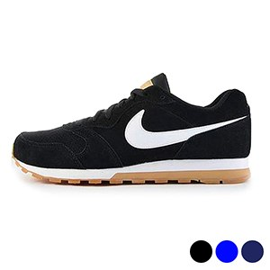 Running Shoes For Adults Nike Md Blue 40 5