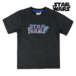 Short Sleeve T Shirt Premium Star Wars 73496 10 Years