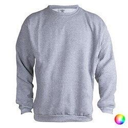 Unisex Sweatshirt Without Hood 145864 Navy Blue M