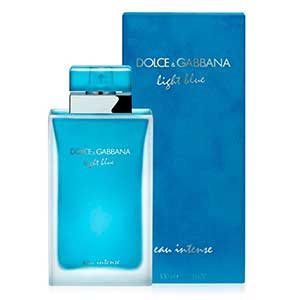Women S Perfume Light Blue Intense Dolce Gabbana Edp 100 Ml