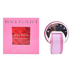 Women S Perfume Omnia Pink Sapphire Bvlgari Edt 65 Ml