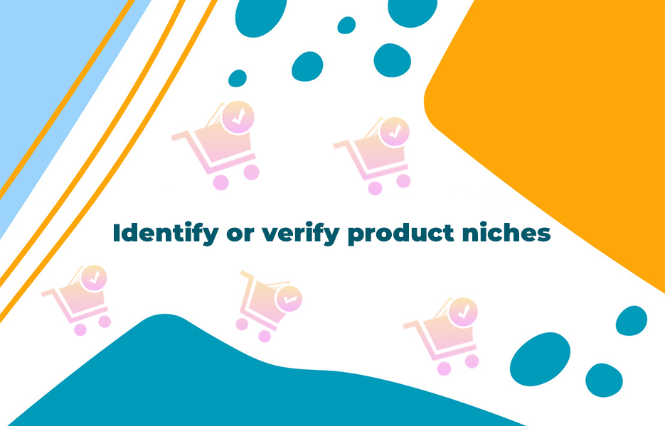 Identify or verify product niches