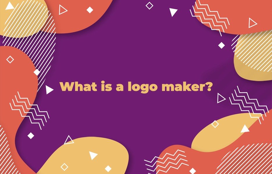 What is a logo maker?