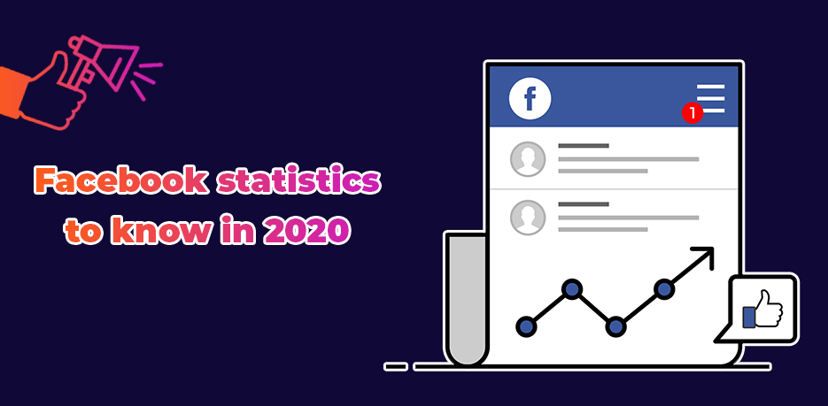 Facebook statistics to know in 2020
