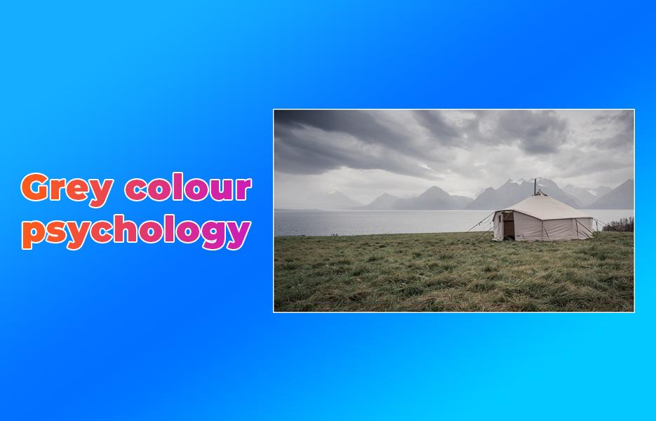 Grey colour psychology