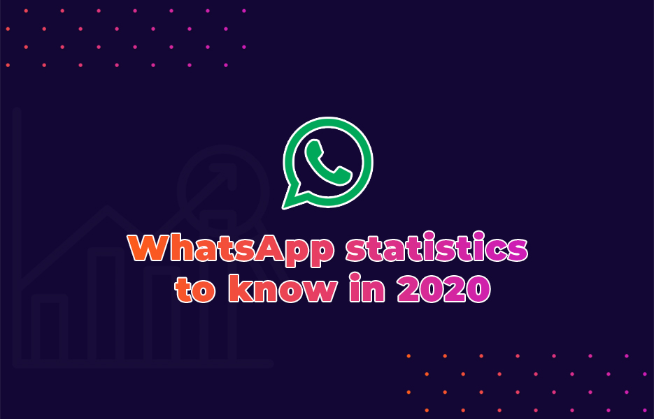 WhatsApp statistics to know in 2020