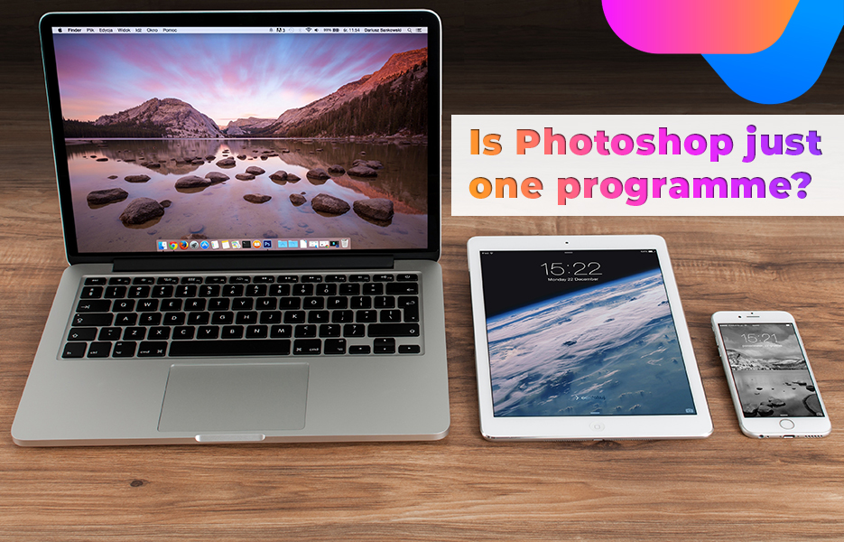 Is Photoshop just one programme