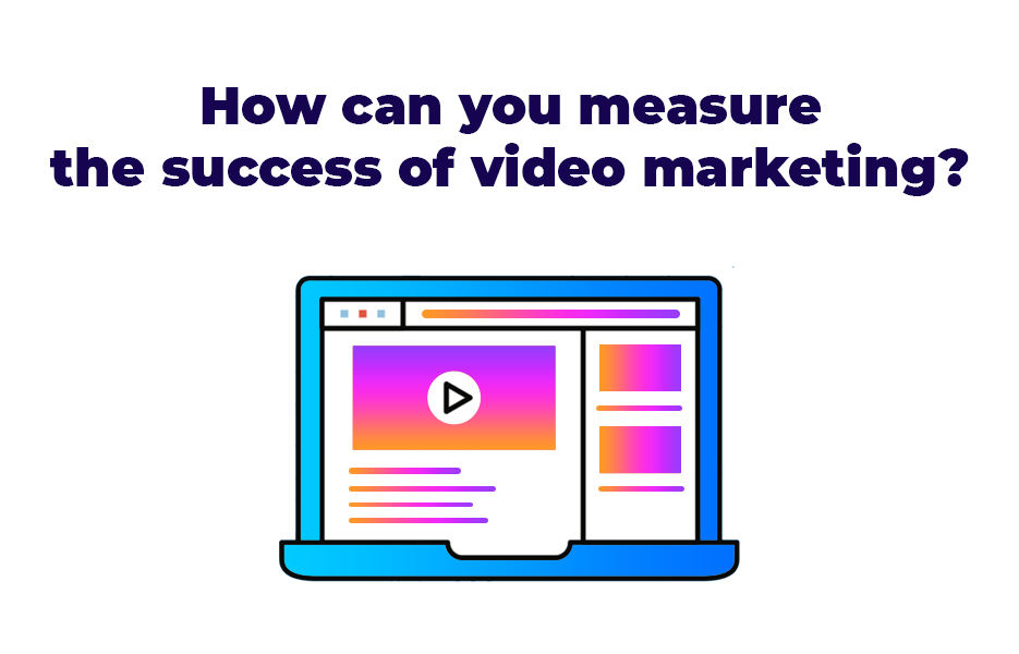 How can you measure the success of video marketing