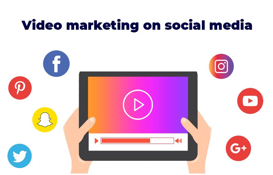Video marketing on social media