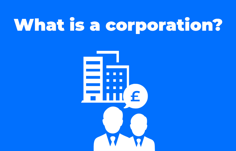 What is a corporation
