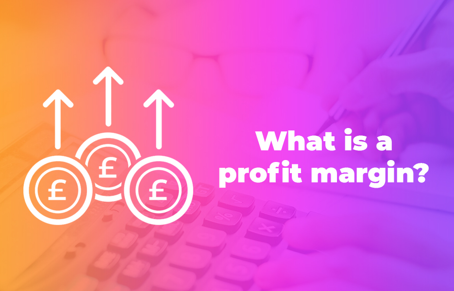 What is a profit margin
