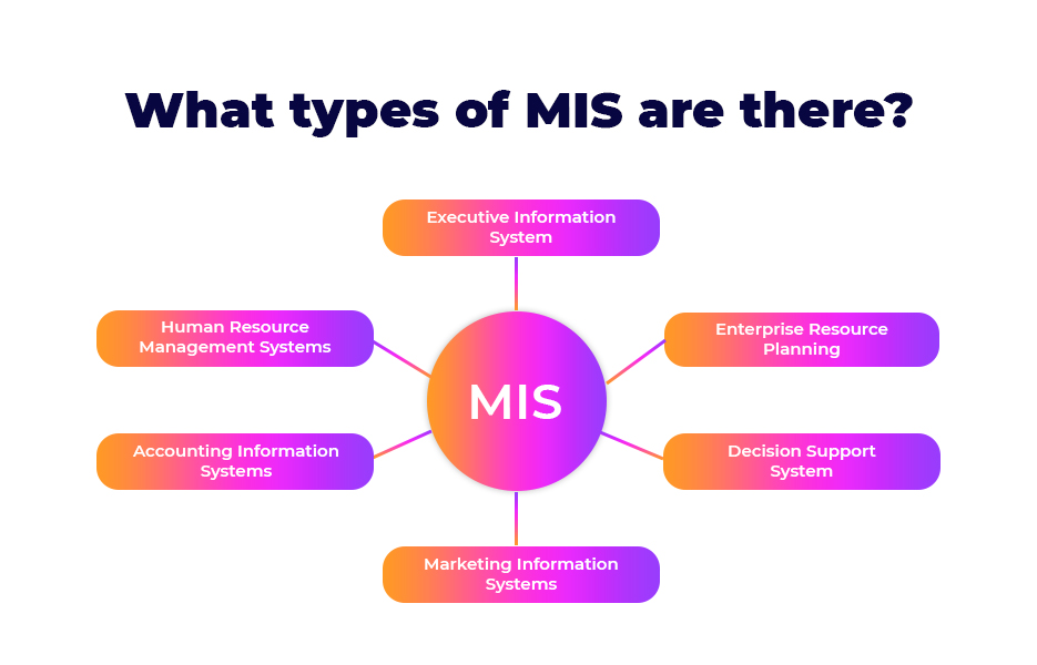 What types of MIS are there