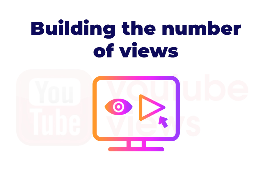Building the number of views