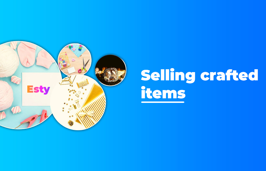 Selling crafted items