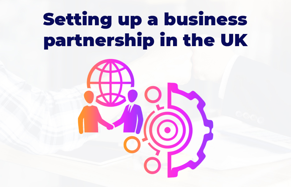 Setting up a business partnership in the UK