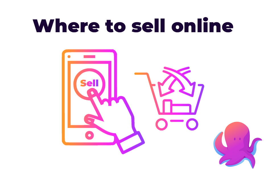 Where to sell online