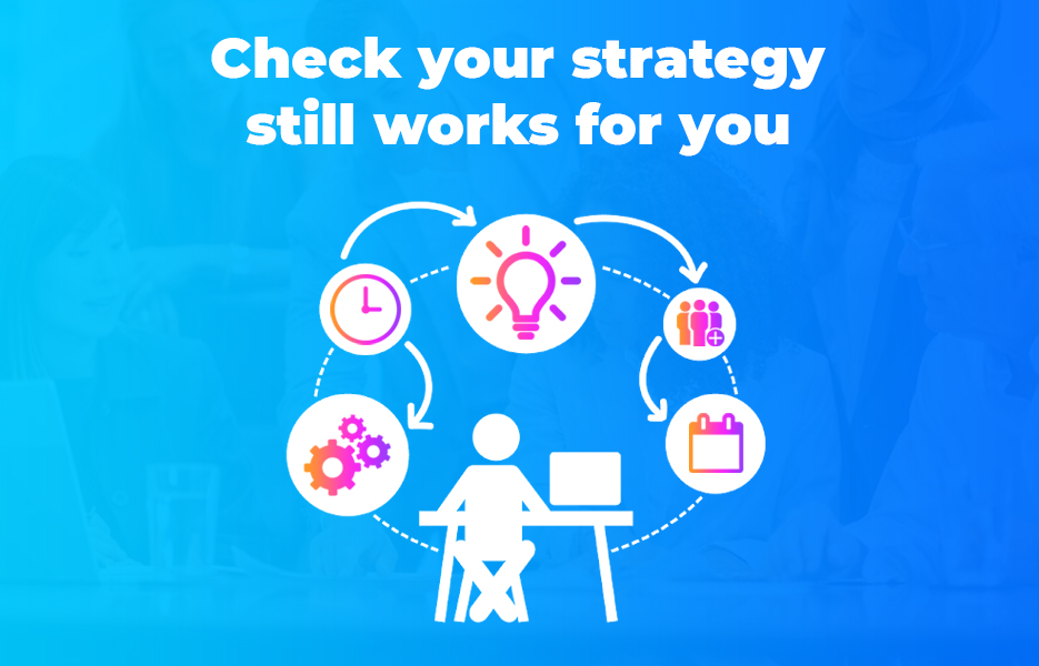 Check your strategy still works for you