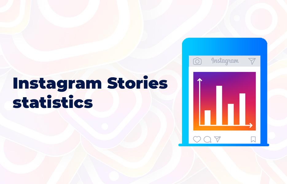 Instagram Stories statistics