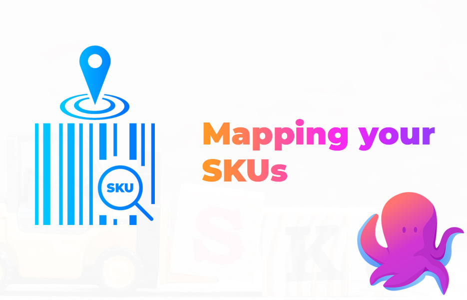 Mapping your SKUs