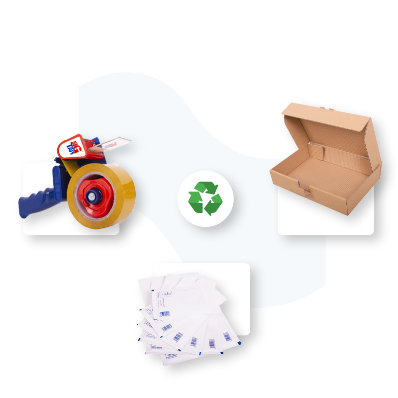 Why choose recycled packaging specifically