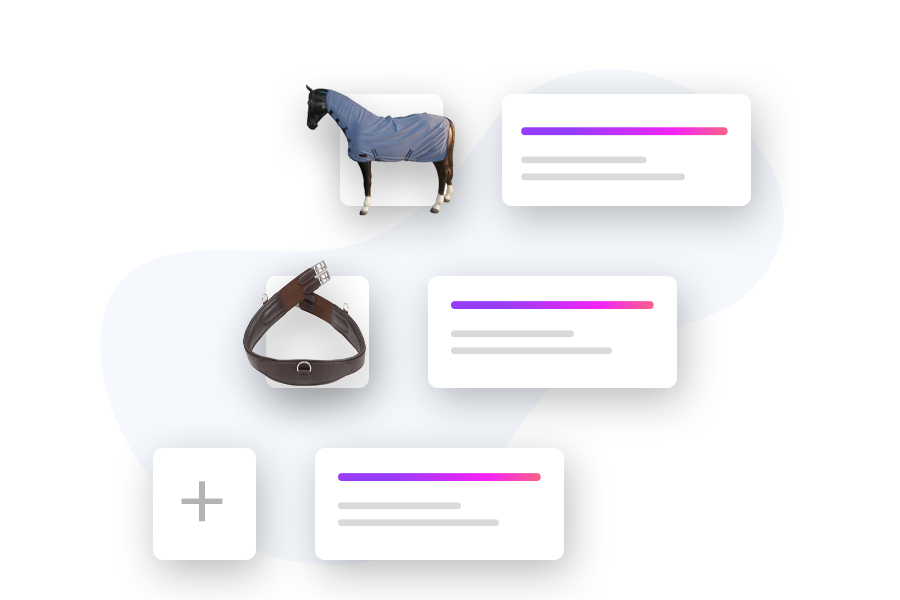 How to start selling equestrian products